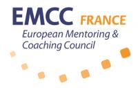 logo EMCC France : Europeen Mentoring & Coaching Council